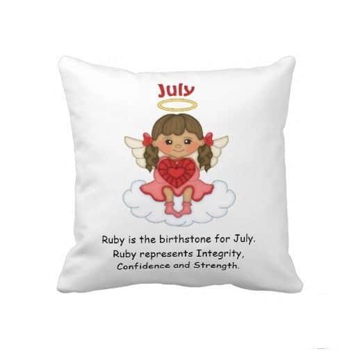 July Birthstone 2018
