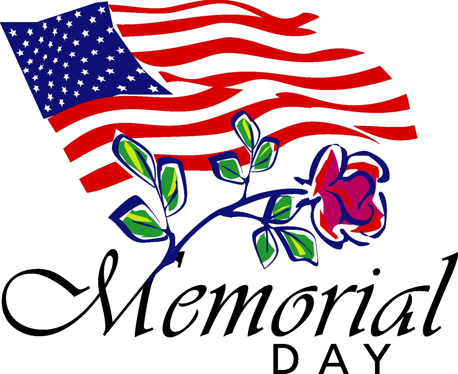 Memorial Day Clipart