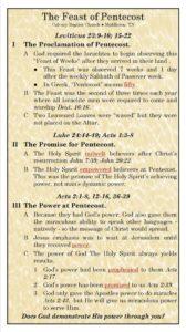 Pentecost Quotes