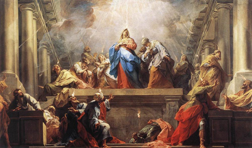 Pentecost Pictures