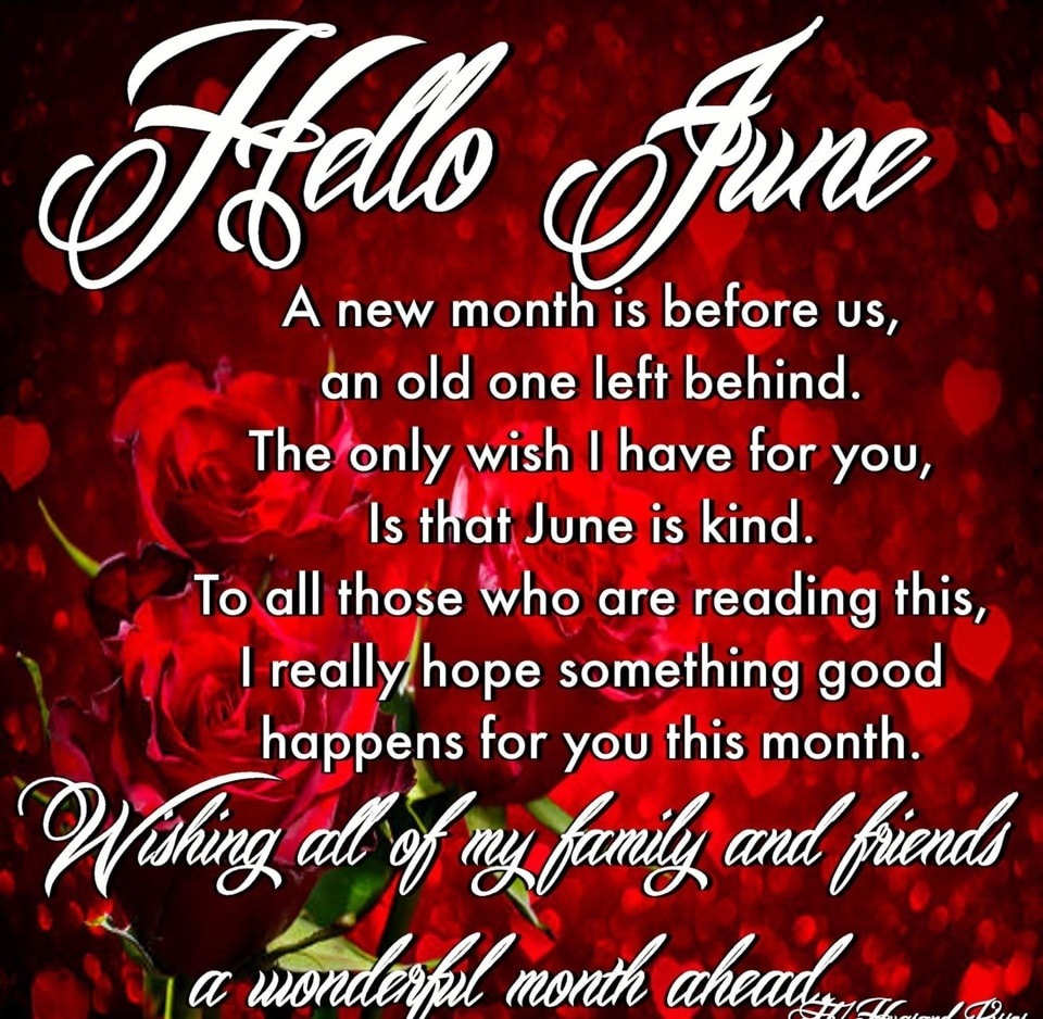 Quotes OF June Month