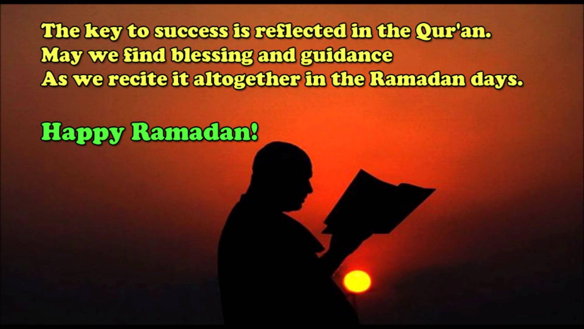 Ramadan Kareem Quotes
