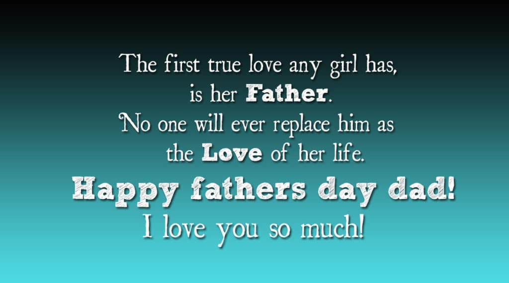 Short Fathers Day Poems