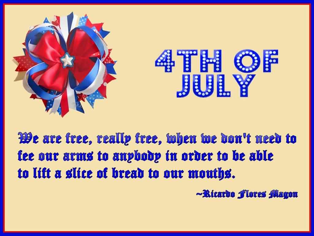 4th July Quotes