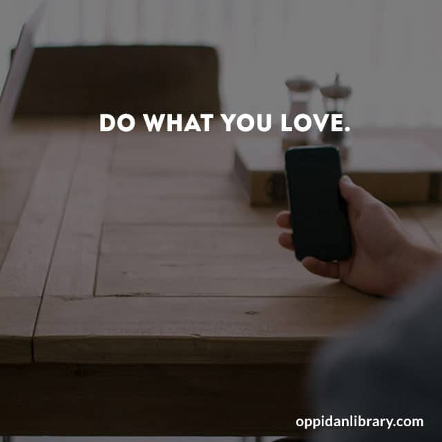 Download November 2018 do what you love