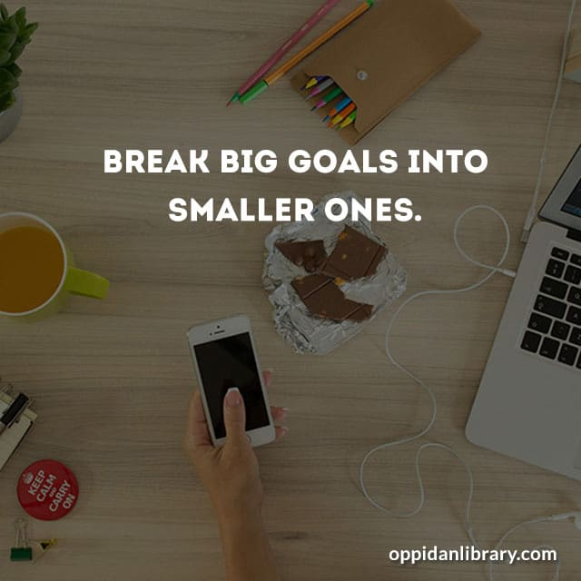 November tip Brak big goals into smaller one