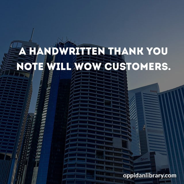 2019 Business Quote