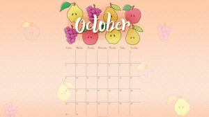 On This October make your health by eat healthy fruits