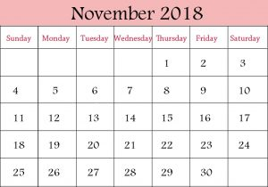 The 2018 years is about to end soon so why are you waiting make the awesome thing too late. Just look forward and download free printable calendar now.