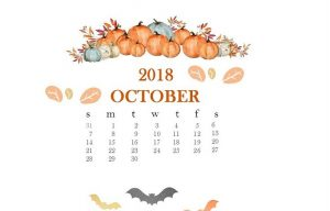 Want to go with Halloween on this October