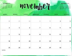 We provide a designer calendar for the upcoming moth that will make your monthly calendar with new design. You also find printable calendar here now.